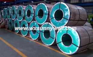 TISCO 347 stainless steel coil