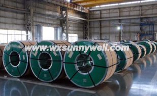 TISCO 409L stainless steel coil