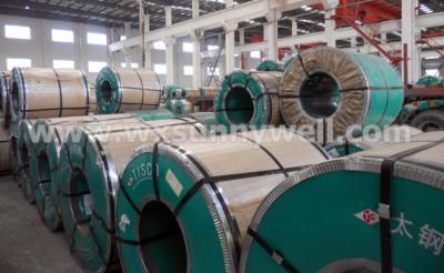 Hot-Rolled Stainless Steel Coils